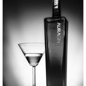 AuraGin Bottle