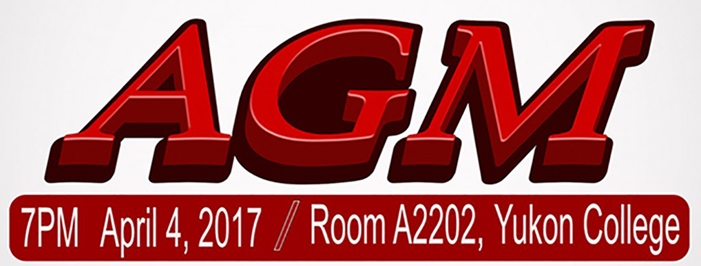 2017 Annual General Meeting Agenda