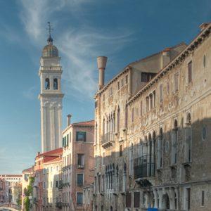 Venice Leaner