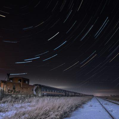 Star Track  © Maureen Caron